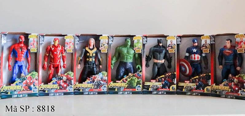 Biệt đội siêu anh hùng 8818 (70/T)