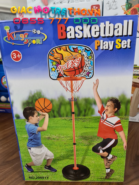 Bộ đồ chơi bóng rổ 20881Y