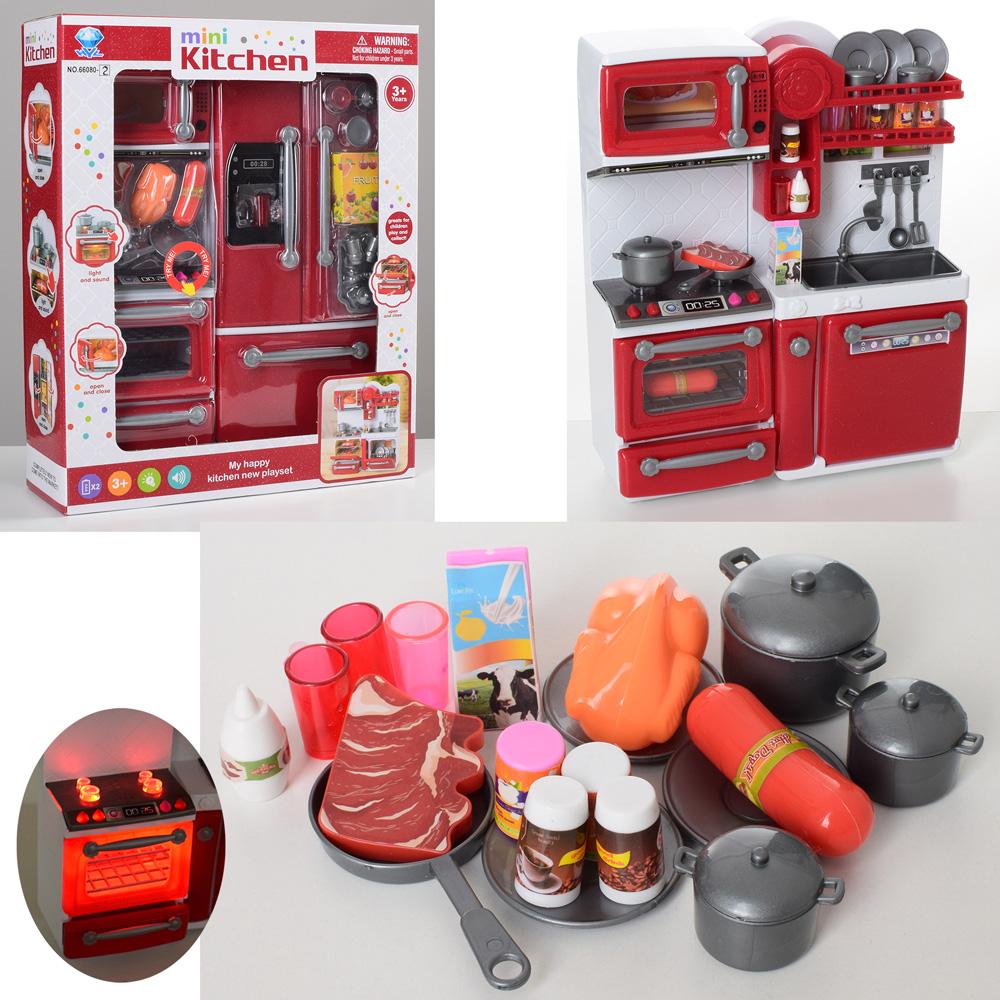 Đồ chơi nhà bếp Mini Kitchen 66080-2 (30/T)