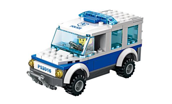 Bộ ghép hình Police Legion 52016