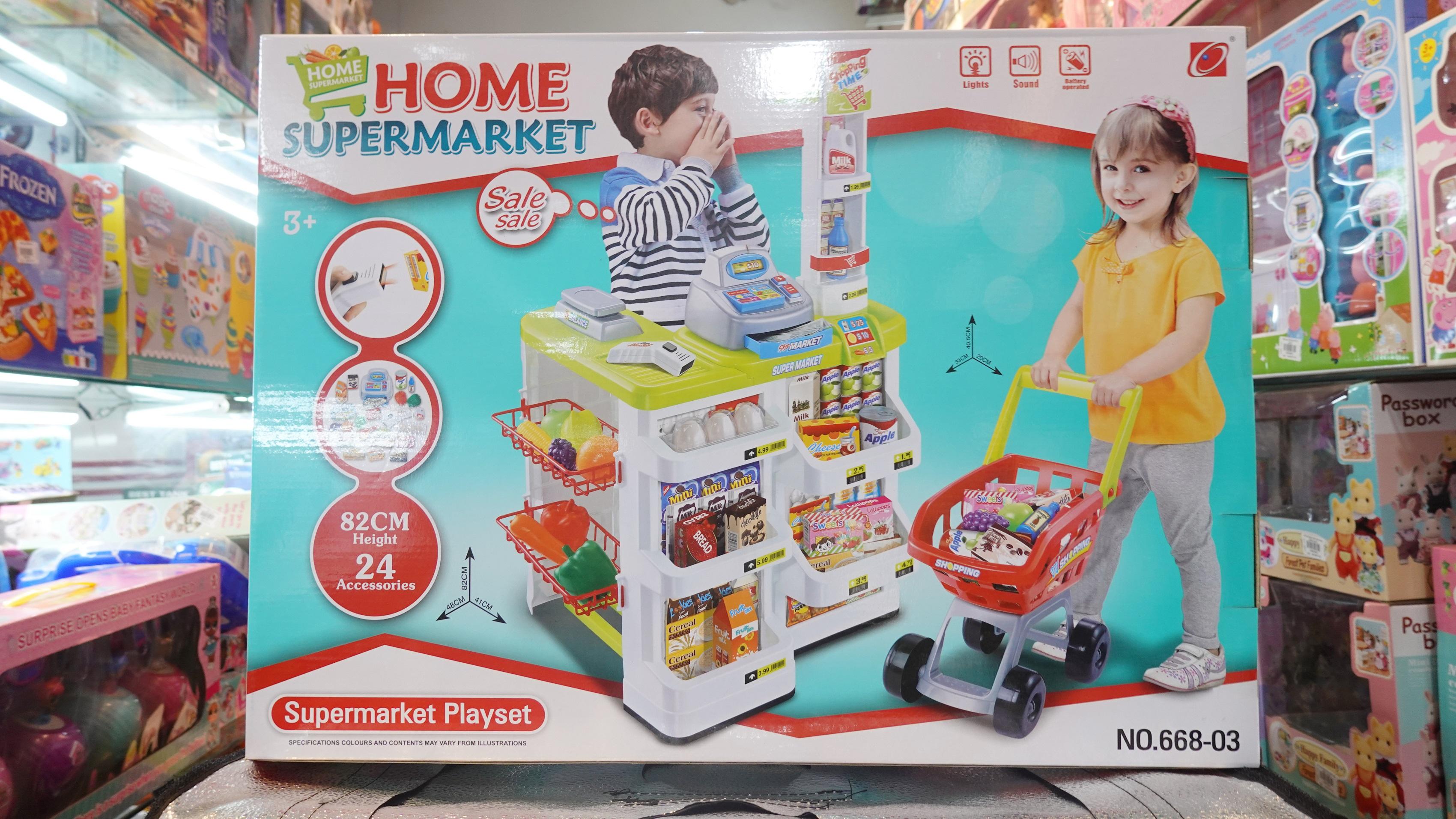 Đồ chơi siêu thị 668-03 (06T)